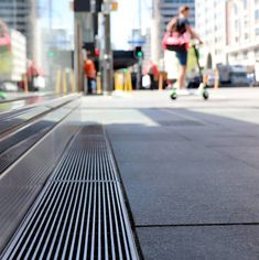 Our Perimeter Drain makes the perfect channel for level entry and channel drainage around commercial spaces such Commercial Bay in city centre. Auckland, Architecture Design, Centre, Commercial, Channel, Construction, Spaces, City, Products
