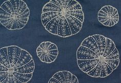 sea urchine designs | How have you ever used a material in a different way?