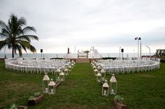Hermoso escenario para tu boda civil #sheraton #bugavilias #Bodas #Romance #Ptovallartra #love #memories