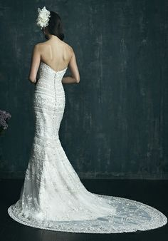 Allure Couture Wedding Dresses - The Knot