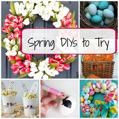 Spring DIYs for You