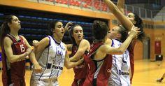 Baloncesto | El Ausarta Barakaldo enfrenta su defensa al ofensivo equipo del Navarro Villoslada