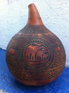 Cabaça africana 1