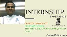 Culinary Internship in Abu Dhabi. #Culinary