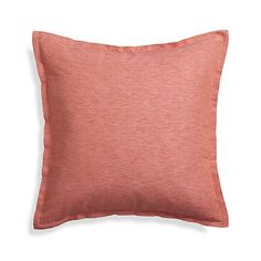 "Linden Coral 23"" Pillow  