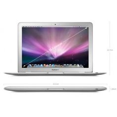 MacBook Air is ultrathin, ultraportable, and ultra unlike anything else. But you don't lose inches and pounds overnight. It's the result of rethinking conventions. Of multiple wireless innovations. And of breakthrough design. With MacBook Air, mobile computing suddenly has a new standard.