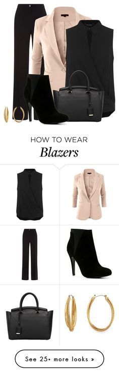 """Work Wardrobe 7"" by vanessa-bohlmann on Polyvore featuring Damsel in a Dress, LE3NO, Miss Selfridge, ALDO and Diane Von Furstenberg"