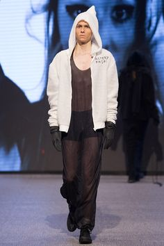 Heterophobia Vancouver, Fashion Show, Winter Jackets, Winter Vest Outfits, Runway Fashion