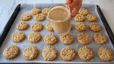 Sweet Recipes, Cereal, Cookies, Breakfast, Youtube, Eat, Food, Kitchens, Crack Crackers