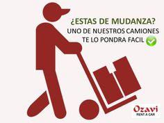 Si te mudas, uno de nuestros camiones te lo pondrá fácil! 🚚 ¡Nos movemos contigo! #ozavirentacar #rentacarrd #seguridad #confianza #24horas 📱Háblanos por whatsapp: 829.292.9170/829.292.9194  ☎ 809.598.2000/ 809.732.7070