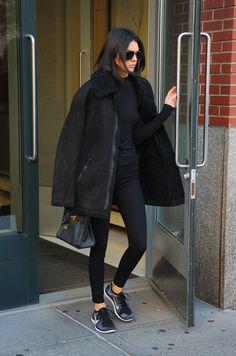 Kendall Jenner Style File November 08, 2015