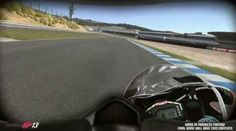A new gameplay video for MotoGP 13 by Milestone! #madeinitaly #videogames