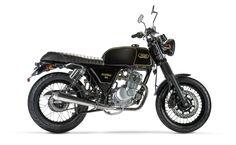 Mash 125cc black seven