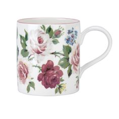 Laura Ashley Clarissa Special Edition Bone China Mug, £10.00