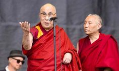 Dali Lama Endorses Pope Francis's Encyclical on Climate Change