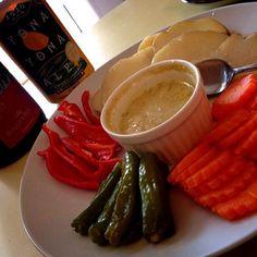 自家製アンチョビが出来たので バーニャカウダでお試し。  温野菜と美味しく頂きました - 102件のもぐもぐ - バーニャカウダ by ucoparche