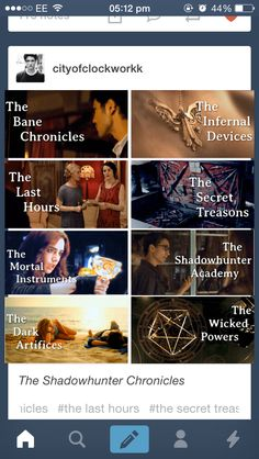 The bane chronicles, the mortal instruments, the infernal devices, the last hours, the secret treasons, the shadowhunter academy, the dark artifices, the wicked powers