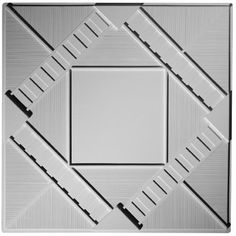 Deco 2 -Square Plaster Ceiling Tile Contemporary Ceiling Tile, Contemporary Interior, Acoustic Ceiling Tiles, Interior Ceiling Design, Sound Absorbing, Tile Installation, Commercial Interiors, Tile Design, Deco