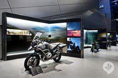 BMW Welt Motorradausstellung