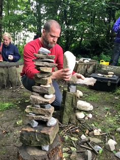 Early Excellence Open Evening - Exploring Transient Art and Sculpture with Responsible Fishing UK Fishing Uk, Forest School, Eyfs, Outdoor Play, Curriculum, Exploring, Woodland, Reception, Outdoors