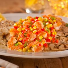 Maque choux is a dish with Native American origins. It is traditionally prepared with corn, tomatoes, onions and bell peppers. Maque choux is usually served over rice. If redfish is unavailable, substitute striped bass or halibut. Cajun Recipes, Seafood Recipes, Cooking Recipes, Cooking Tips, Shrimp And Crab Boil, Fish And Seafood, Redfish Recipes, Creole Seasoning, Recipe Instructions