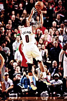 Lillard's Cool-Head In The Clutch Blossomed In Youth