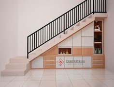 55 ideas for modern farm house staircase stairways Bungalow Haus Design, House Design, Interior Stairs, Home Interior Design, Backdrop Tv, Room Under Stairs, Stairs In Kitchen, House Plans With Pictures, House Staircase
