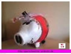 Weihnachtsschwein - Glücksschwein - Hochzeitsschwein - Kartenbox - Geschenk -