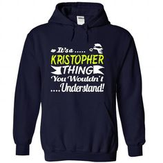 Its a KRISTOPHER Thing Wouldnt Understand - T Shirt, Ho - #customize hoodies #hoddies. FASTER => https://www.sunfrog.com/Names/Its-a-KRISTOPHER-Thing-Wouldnt-Understand--T-Shirt-Hoodie-Hoodies-YearName-Birthday-4072-NavyBlue-31336747-Hoodie.html?id=60505