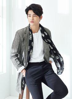 VOSTRO S/S 2015 Ad Campaign Feat. Seo In Guk | Couch Kimchi
