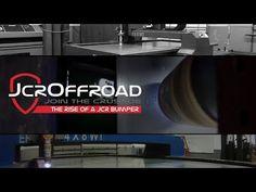 JK Front Bumper | Vanguard Full Width | Jeep Wrangler (07-16) - JcrOffroad