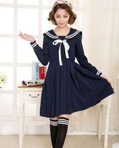 Cheap dress japan uniform