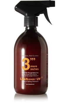 Michael Van Clarke - 3''' More Inches - Lifesaver Uv, 500ml - Colorless