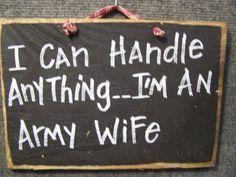 army wife army wife army wife