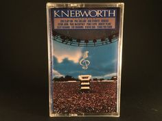 KNEBWORTH - the album (double album) - BRAND NEW CASSETTE compilation