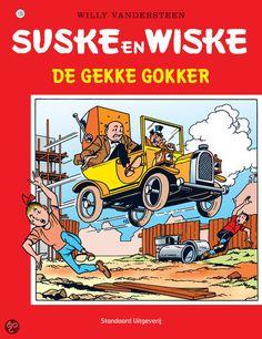 135 - Suske en Wiske - De gekke gokker.