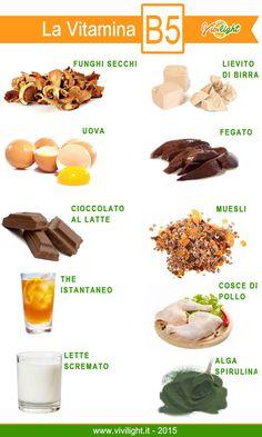 La vitamina B5