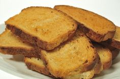"""Maltese biskutelli - these aren't really cookies... I think """"biscotti"""" or """"toast Melba"""" would be closer... but they are eaten like cookies, so I put it here."""
