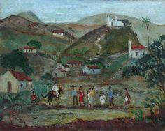 Fazendinha by Anita Malfatti