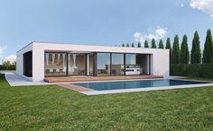Idee huis, van woningen Blavier