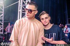 DJ SNAKE × MARTIN GARRIX Bros in law