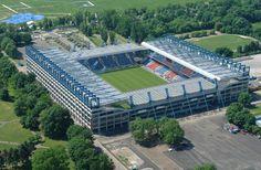 Stadion Miejski Krakow - Wisla Krakow