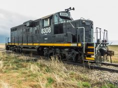 EMD GP9 locomotive