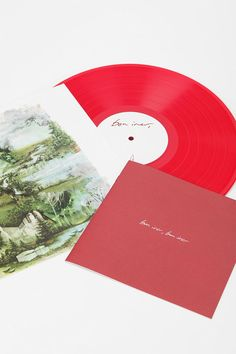 Bon Iver - Red Vinyl