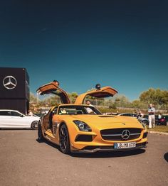 """Channeling Nelly Furtado's """"I'm Like A Bird"""" because when you're driving this baby, the sky is the limit. #MercedesBenz #Determination"""