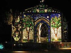 Light the Gazebo. Click on it to enlrge it and there's several more pix of it in day and night. Very cool.