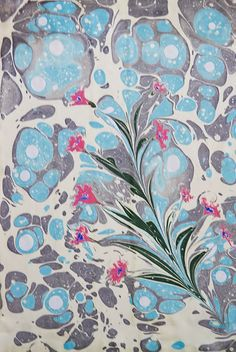 An Introduction to Turkish Marbling   For 91 Days in Istanbul – Travel Blog