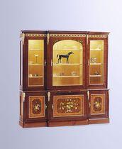 Biblioteca clásica de estilo Luis XVI