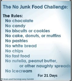 21 Day Challenge we should totally all do this... If we start now we will be done before school starts up again. (Monica and Amanda)