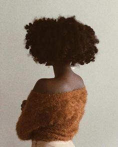 Black Girl Aesthetic, Brown Aesthetic, Black Girl Magic, Black Girls, Brown Skin Girls, Afro Hairstyles, Hairstyles 2018, Beautiful Black Women, Beautiful Eyes